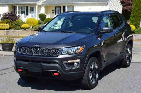 2017 Jeep Compass for sale at LARIN AUTO in Norwood MA