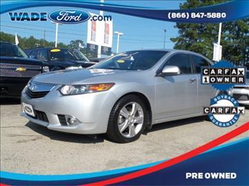 2011 Acura TSX for sale in Smyrna, GA