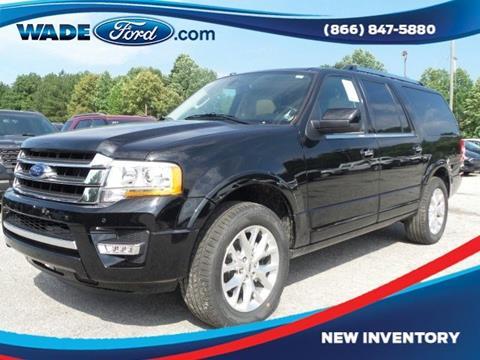 2017 Ford Expedition EL for sale in Smyrna, GA