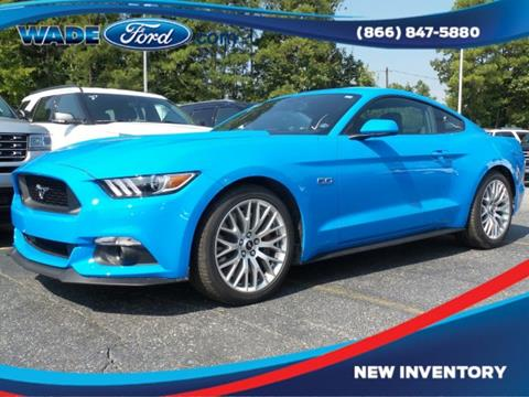 2017 Ford Mustang for sale in Smyrna, GA