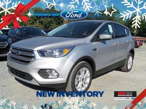 2017 Ford Escape for sale in Smyrna, GA