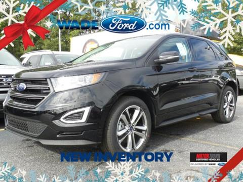 2017 Ford Edge for sale in Smyrna, GA