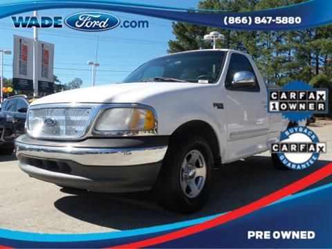 2000 Ford F-150 for sale in Smyrna, GA