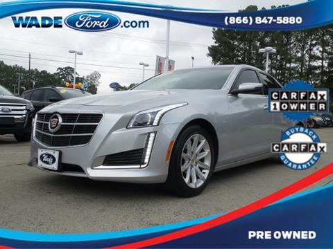 2014 Cadillac CTS for sale in Smyrna, GA