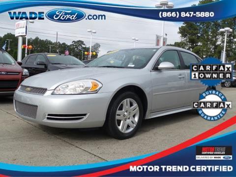 2013 Chevrolet Impala for sale in Smyrna, GA