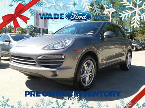 2014 Porsche Cayenne for sale in Smyrna, GA