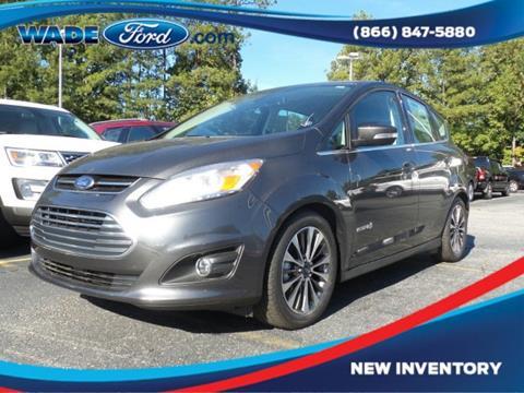 2017 Ford C-MAX Hybrid for sale in Smyrna, GA