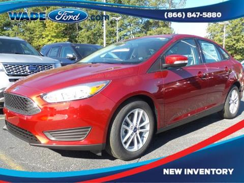 2017 Ford Focus for sale in Smyrna, GA