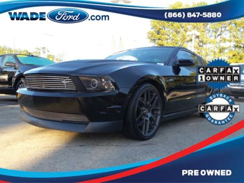 2012 Ford Mustang for sale in Smyrna, GA