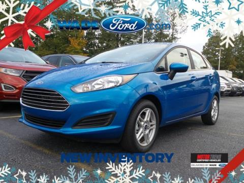 2017 Ford Fiesta for sale in Smyrna, GA