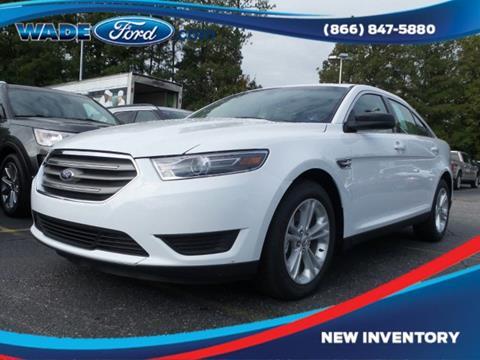 2017 Ford Taurus for sale in Smyrna, GA