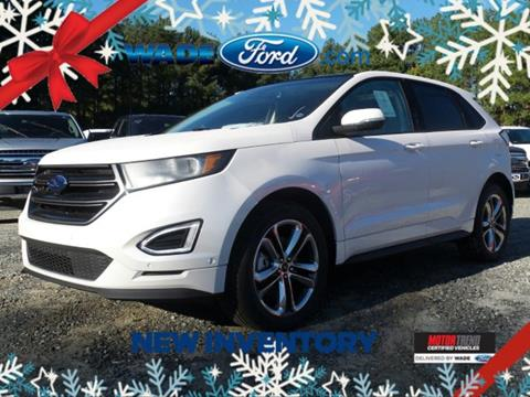 2017 Ford Edge for sale in Smyrna, GA