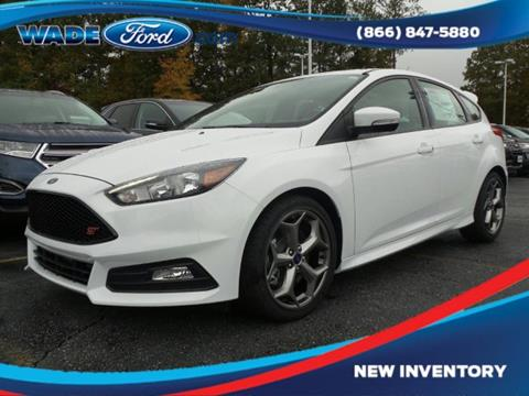 2017 Ford Focus for sale in Smyrna GA  sc 1 st  Cars For Sale & Ford Focus For Sale - Carsforsale.com markmcfarlin.com