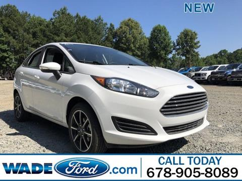 2019 Ford Fiesta for sale in Smyrna, GA