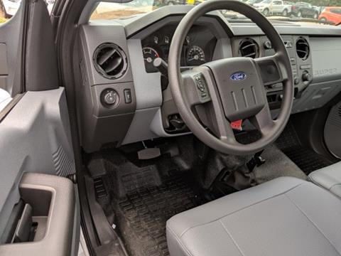 2019 Ford F-750 Super Duty