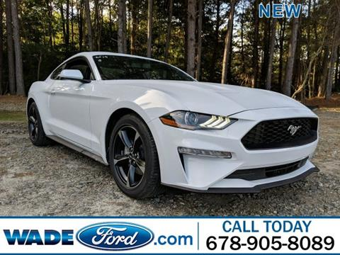 2019 Ford Mustang for sale in Smyrna, GA