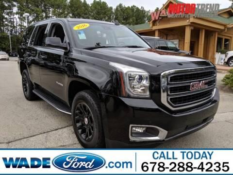 2016 GMC Yukon for sale in Smyrna, GA