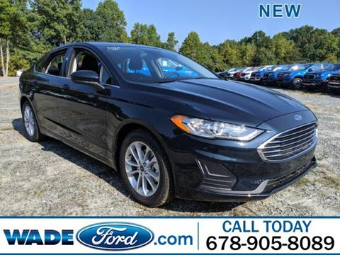 2020 Ford Fusion for sale in Smyrna, GA