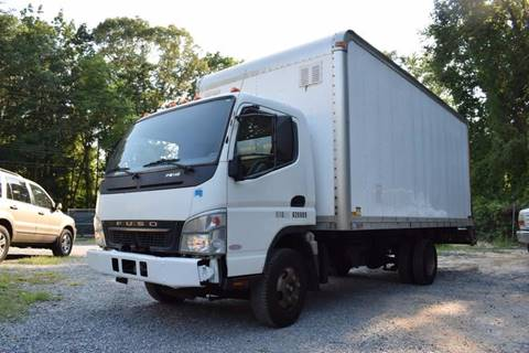 2007 Mitsubishi Fuso for sale in Pasadena, MD