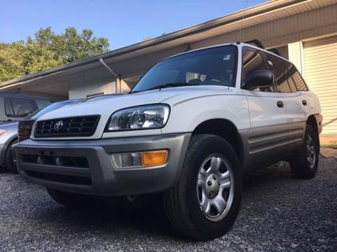 2000 Toyota RAV4 for sale in Pasadena, MD