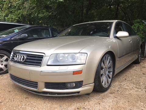 2004 Audi A8 L for sale in Pasadena, MD