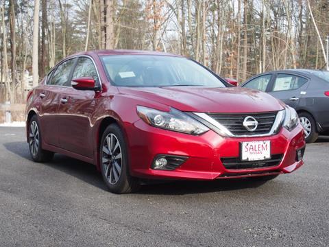 2017 Nissan Altima for sale in Salem NH
