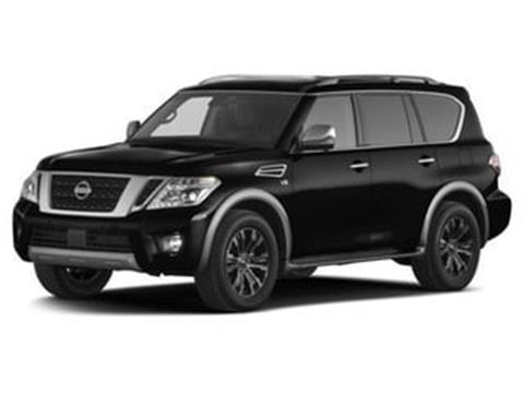 2017 Nissan Armada for sale in Salem NH