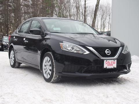 2017 Nissan Sentra for sale in Salem NH
