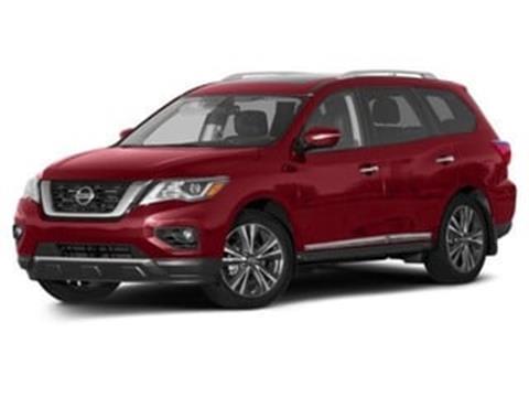 2017 Nissan Pathfinder for sale in Salem NH