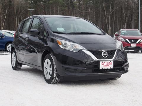 2017 Nissan Versa Note for sale in Salem, NH