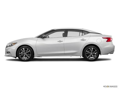 2017 Nissan Maxima for sale in Salem, NH