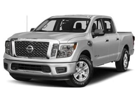2017 Nissan Titan for sale in Salem NH