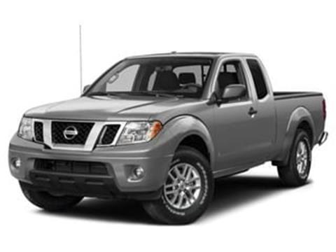 2017 Nissan Frontier for sale in Salem, NH