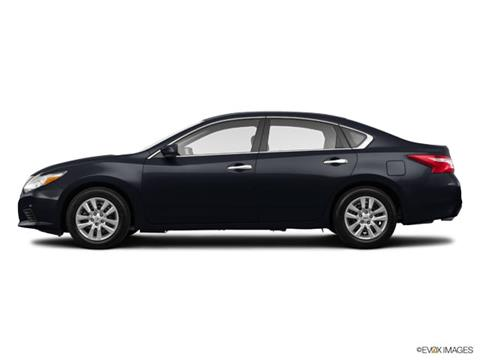 2017 Nissan Altima for sale in Salem NH