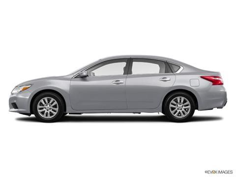 2017 Nissan Altima for sale in Salem, NH