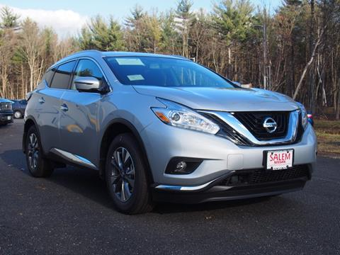 2017 Nissan Murano for sale in Salem, NH