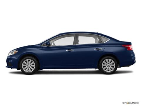 2017 Nissan Sentra for sale in Salem, NH
