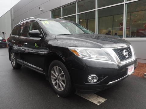 2014 Nissan Pathfinder for sale in Salem NH