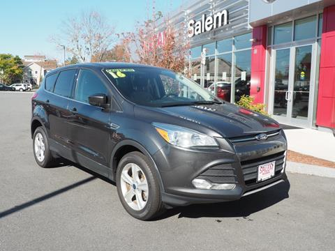 2016 Ford Escape for sale in Salem, NH