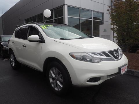 2011 Nissan Murano for sale in Salem NH