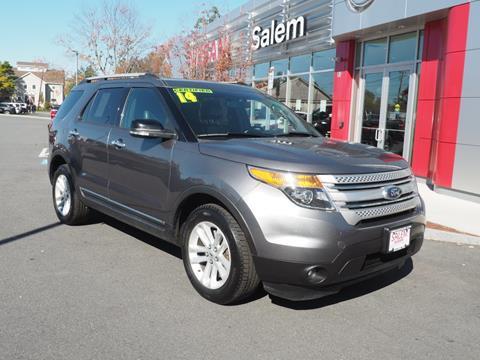 2014 Ford Explorer for sale in Salem NH