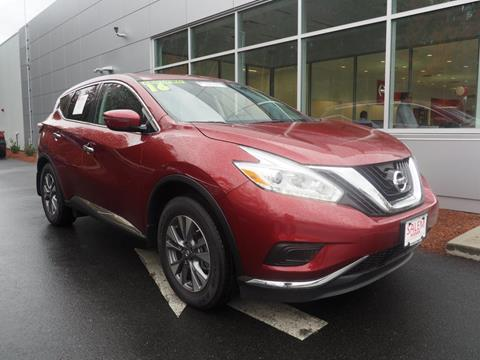 2016 Nissan Murano for sale in Salem, NH