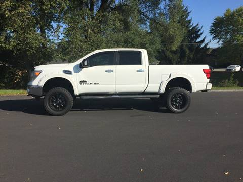 2016 Nissan Titan XD for sale in Waynesboro, VA