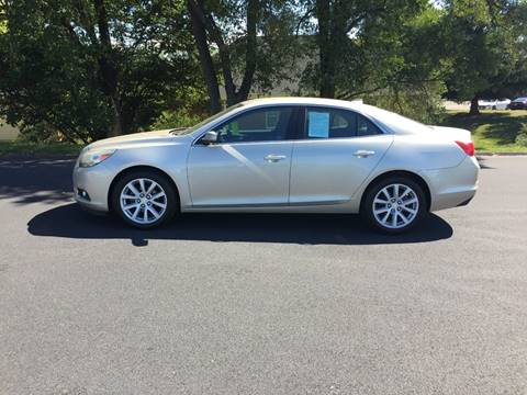 2013 Chevrolet Malibu for sale in Waynesboro, VA
