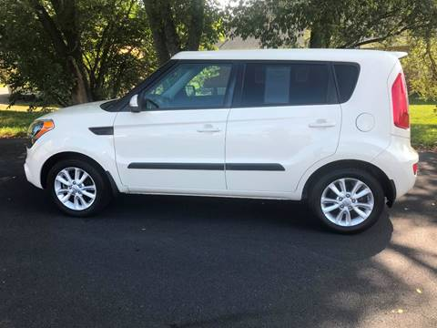 2013 Kia Soul for sale in Waynesboro, VA