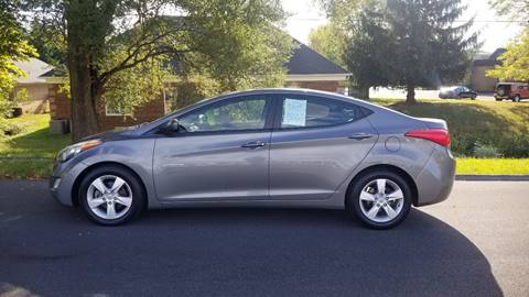 2013 Hyundai Elantra for sale in Waynesboro, VA