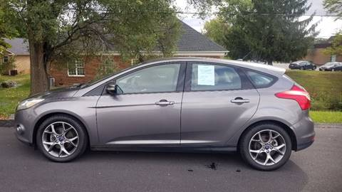 2013 Ford Focus for sale in Waynesboro, VA