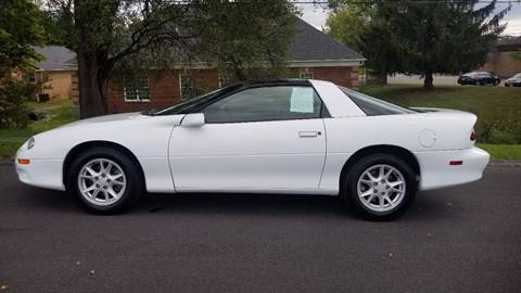 2002 Chevrolet Camaro for sale in Waynesboro, VA