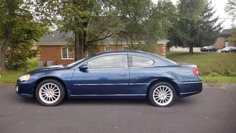 2005 Chrysler Sebring for sale in Waynesboro, VA