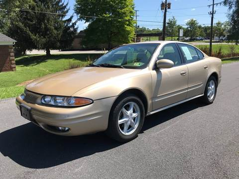 2001 Oldsmobile Alero for sale at Augusta Auto Sales in Waynesboro VA
